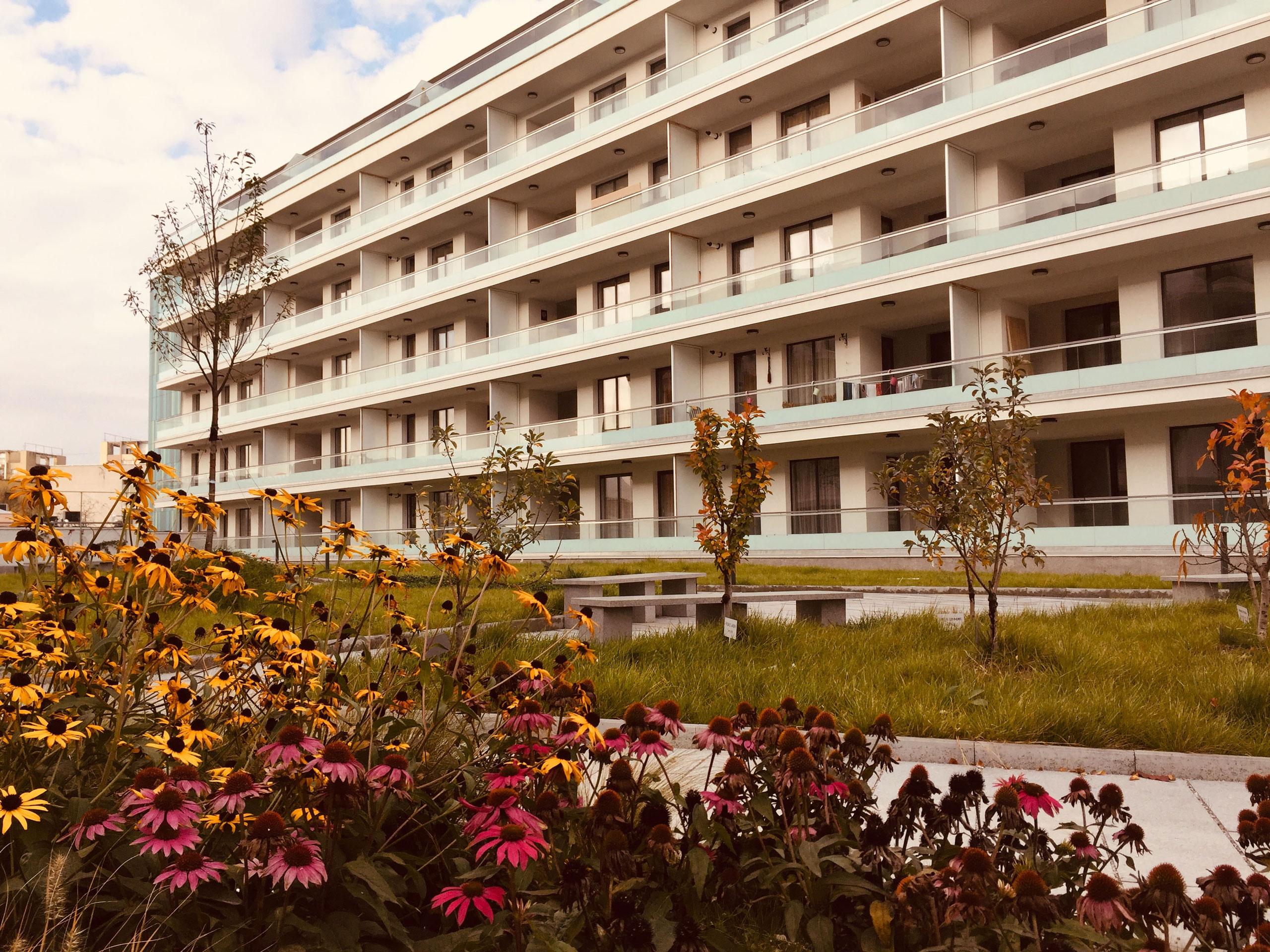 Dezvoltatorul imobiliar Agromec Unu a investit 24,5 mil. euro într-un ansamblu rezidențial cu 234 de apartamente și spații comerciale în Cluj-Napoca