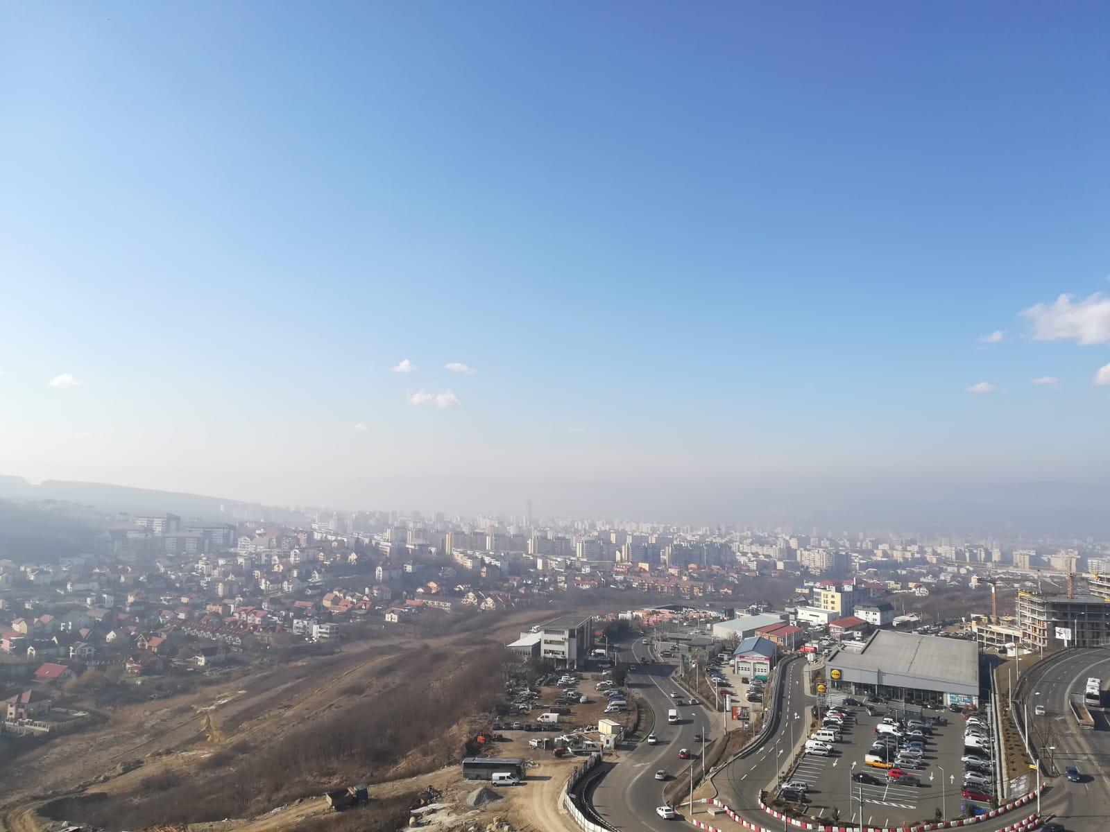 Clujul construit altfel: WINGS a început să urce spre cer